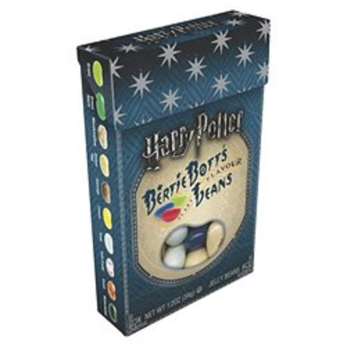 Harry Potter Bertie Botts Every Flavor Beans, 1.2oz boxes ~ 6 Pack (Chocolate Party Invitations)