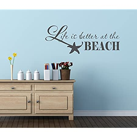 41vzy1WQ%2B5L._SS450_ Beach Wall Decals and Coastal Wall Decals