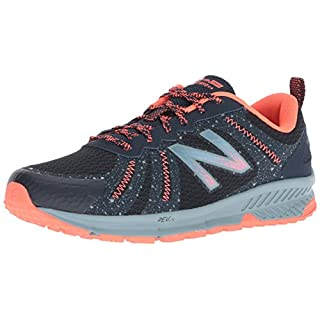 New Balance Women's 590 V4 Trail Running Shoe, Galaxy, 6.5 B US