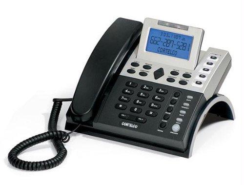 Cortelco 122000tp227s 2-Line Cid Business Tel. -