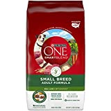 Purina ONE SmartBlend Small Breed Lamb & Rice Formula Adult Dry Dog Food – 7.4 lb. Bag