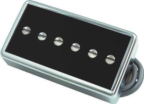 Gibson Gear P-94T Humbucker Sized P-90 Single Coil, Black IMP4T-BS