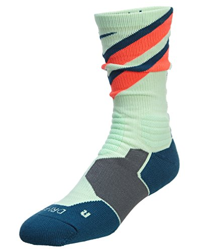 Nike Hyper Elite Chase Basketball Crew Socks Unisex Style : Sx4923 (Nike Hyper Chase)
