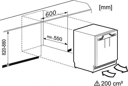 Miele F 31202 Ui Bajo encimera Vertical 95L A++ Blanco ...