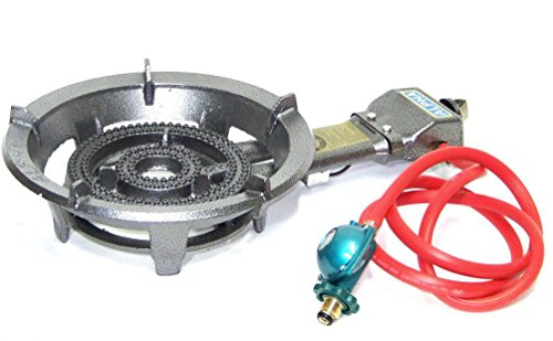 NEW PORTABLE SUPER GAS STOVE LARGE PROPANE BRASS BURNER (Maytag Oven Broiler Element compare prices)