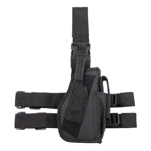 6 opinioni per Fondina Cosciale in Cordura per Beretta 92- 98- Glock 17- 19- Nero