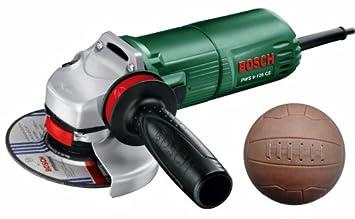 Bosch-pWS 9-125 meuleuse d angle 900 w avec film retro ball  Amazon ... b5d5a52c8b59