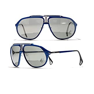 69f81932cc7 Killy Jean Claude Made Cartier 469 78-007 Blue Authentic Men Vintage  Sunglasses