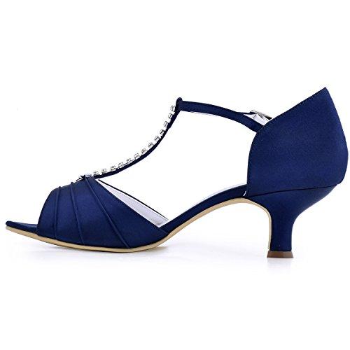 The 8 best navy blue heels for wedding