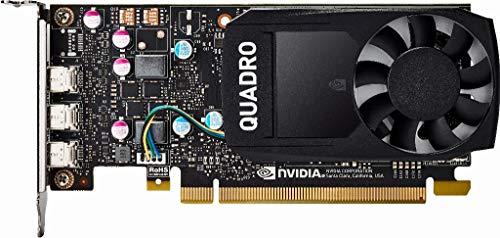 Hp 1Me43Aa Nvidia Quadro P400 2 Gb Grafische Kaart, Gddr5 5, 64 Bit, 5120 X 2880 Pixels, Pci Express 3.0