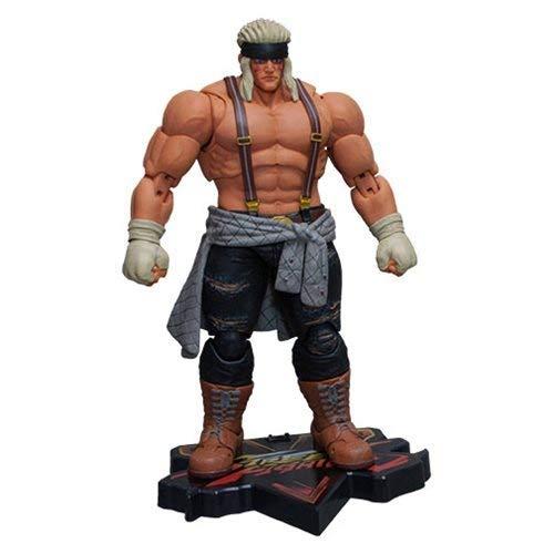 Storm Collectibles Street Fighter V Alex 1:12 Action Figure - SDCC 2018 Ex
