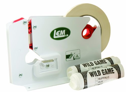 LEM Products Ground Meat Packaging System - 1 Lb Ground Meat Bags