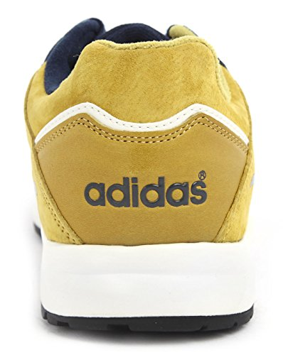 adidas Tech Super (navy / gelb) Blau