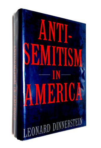 Antisemitism in America