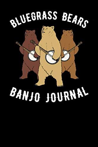 (Bluegrass Bears Banjo Journal )