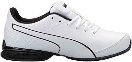 Puma Men's Super Levitate Sneaker, Medium White
