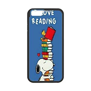 JamesBagg Phone case Cute Snoopy series pattern case cover For Apple Iphone 6 Plus 5.5 inch screen Cases C-SNOOPY1593