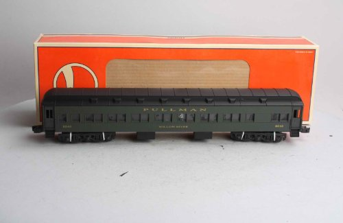 Lionel 19067 New York Central Willow River Heavyweight Pullman Car O Gauge Train