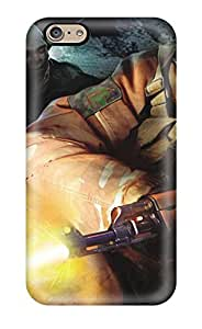 Premium Iphone 6 Case - Protective Skin - High Quality For Zombie Tunnel by icecream design