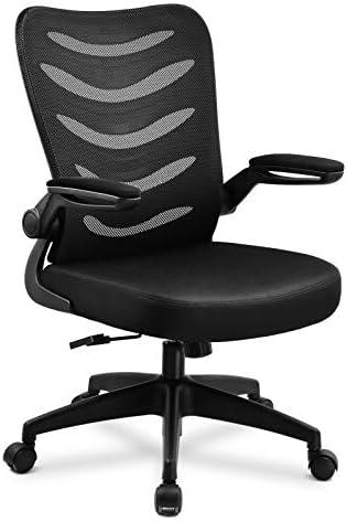 ComHoma Desk Chair Ergonomic Office Chair Mesh Computer Chair