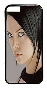 Aeon Flux Polycarbonate Hard Case Cover for iphone 6 plus 5.5inch Black