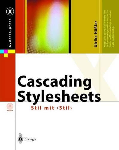 Cascading Stylesheets: Stil mit <stil> (X.media.press)