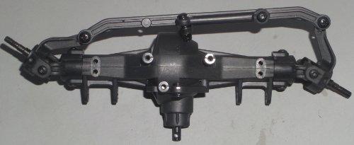 Remove Front Axle - 9