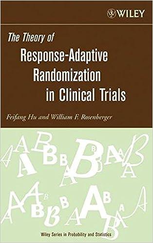 Book Response-Adaptive Randomization (Wiley Series in Probability and Statistics)