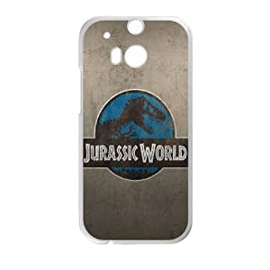 HTC One M8 case, Jurassic World Cell phone case for HTC One M8 -PPAW8666062