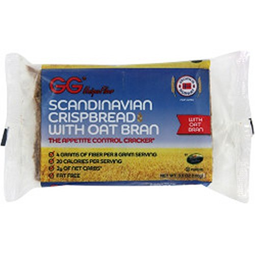 Health Valley Natural Foods, Scandinavian Oat Crispbread, Pack of 15, Size - 3.5 OZ, Quantity - 1 Case