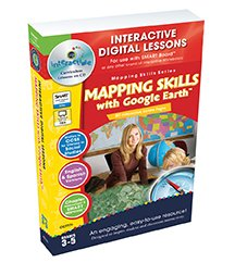Mapping Skills with Google Earth Gr. 3-5 - Digital Lesson Plan