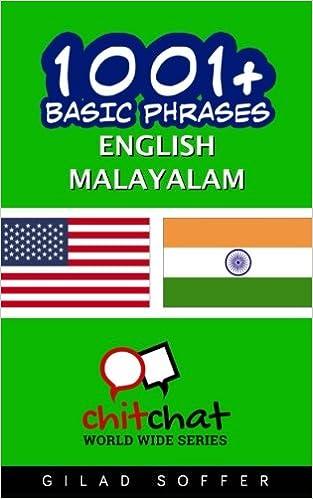 Basic Phrases English 1001 Malayalam