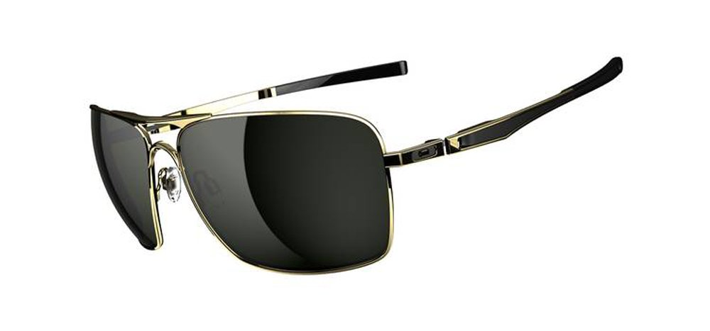 ae27caba14 Oakley Plaintiff Squared Sunglasses Polar Gold  Amazon.co.uk  Sports    Outdoors