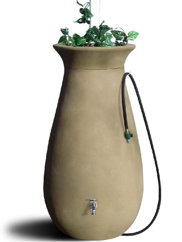 Algreen Products Cascata 65 Gallon Sandalwood