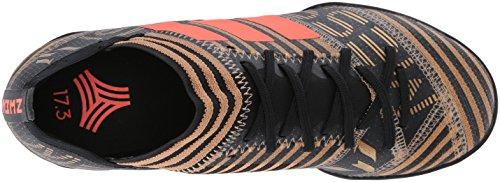 Pictures of adidas Kids' Nemeziz Messi Tango 17.3 S77197 White/Solar Orange/Black 2