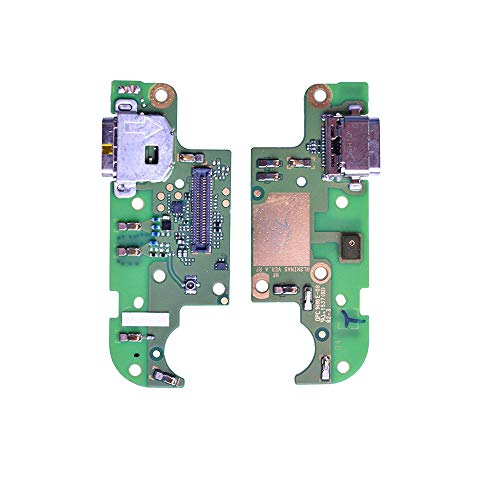 Alovexiong Charger Charging Port Dock Connector USB Port Mic PCB Board Flex Cable Replacement Parts for Huawei Google Nexus 6P H1511