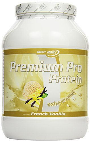 Best Body Nutrition Premium Pro, French Vanilla, 750 g Dose