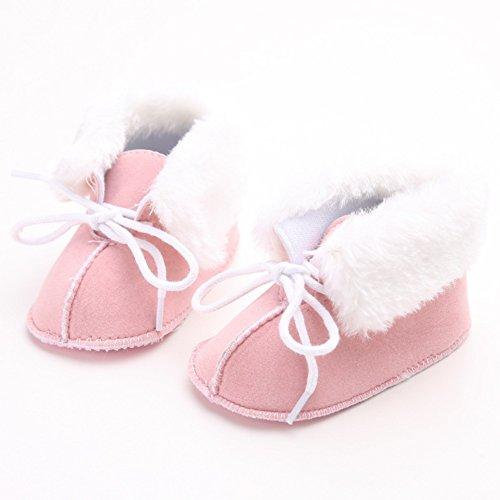 leap frog  Snow Boots,  Baby Mädchen Schneestiefel Rose