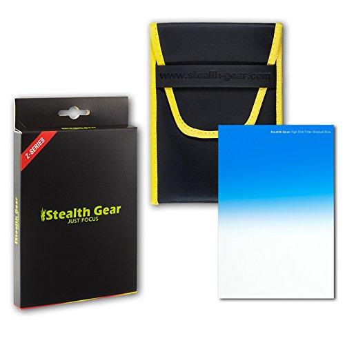 Stealth Gear SGWRGRBL Wide Range Pro Filter - Gradual Blue