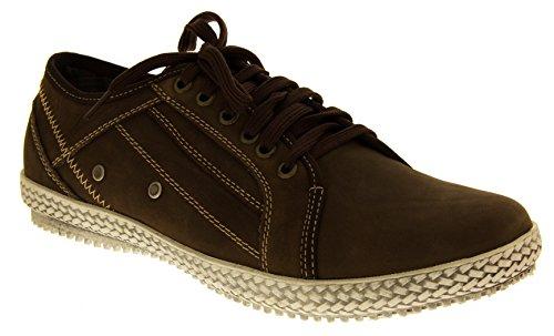 marrone Studio Footwear Punta chiusa uomo Marrone wY7YcZX1qx