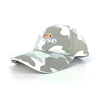 c17e3866c2 ellesse Ragusa Baseball Cap Grey Camo: Amazon.co.uk: Clothing