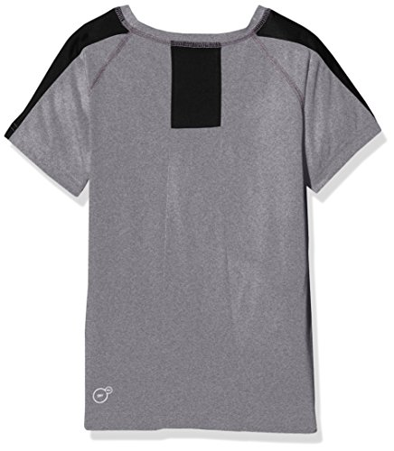 T Medium 2 Puma shirt Heather Active Cell Grigio Enfant RfwfOrqY