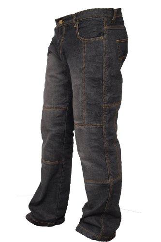 newfacelook Motorradhose Rüstungen Motorrad Hose Jeans Kommt mit Aramid verstärkt Schutzauskleidung