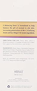 Obagi C RX System C-Balancing Toner For Normal to Oily Skin, 6.7 Ounce by Obagi Medical