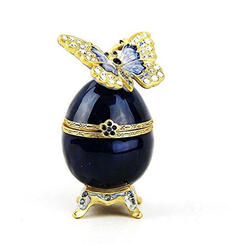 Runway Renta Oscar (Amelie Butterfly Egg Box, INDIGO)