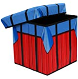 PUBG Air Drop Box Foldable Storage Box pillow Winner Winner Chicken Dinner Home Organizer PLAYERUNKNOWN'S BATTLEGROUNDS…