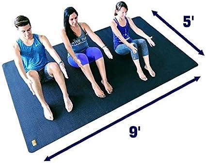 Amazon.com: Pogamat - Esterilla de yoga XXXL y esterilla de ...
