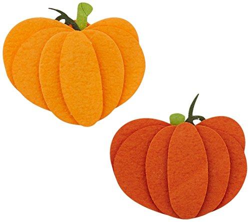 Jolee's Boutique Dimensional Sticker, Pumpkins