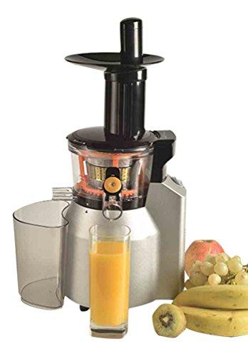 Solis 921.5 Entsafter für Saft, Smoothie oder Dessert, Hartes und weiches Obst / Gemüse, Kaltpresstechnologie, Multi Slow Juicer (Typ 861)