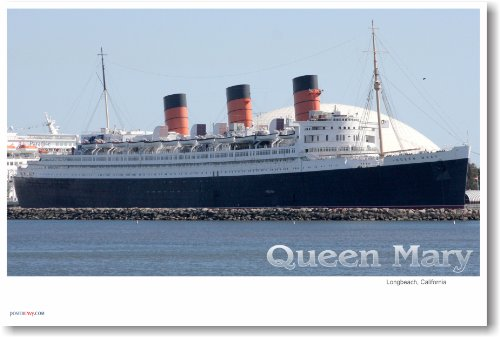 Queen Mary Cruise Ship - NEW World Travel (Cruise Ship Picture)